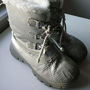 Girls Children's Place winter fashion boots 1
